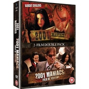 2001 Maniacs Double Pack DVD