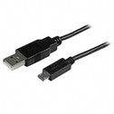 2m Mobile Charge Sync USB to Slim Micro USB Cable for Smartphones and Tablets  A to Micro B