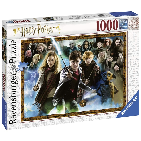 Ravensburger Harry Potter 1000 Piece Jigsaw Puzzle