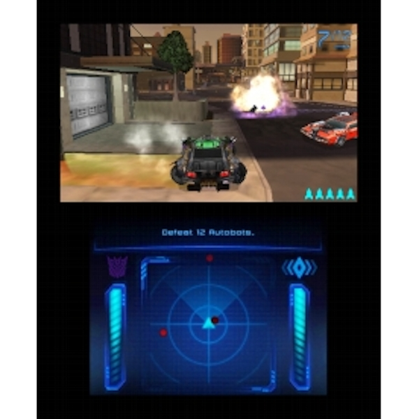 Transformers 3 III Dark Of The Moon Game 3DS - Image 2