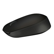 Logitech B170 RF Wireless Optical Ambidextrous Black mice