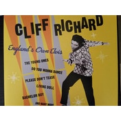 Cliff Richard - England's Own Elvis Vinyl