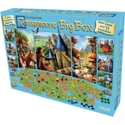 Carcassonne Big Box (2017) Board Game