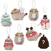 Gund Pusheen Christmas Plush Mystery Box Series 5
