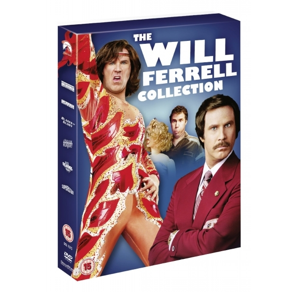 The Will Ferrell Collection DVD