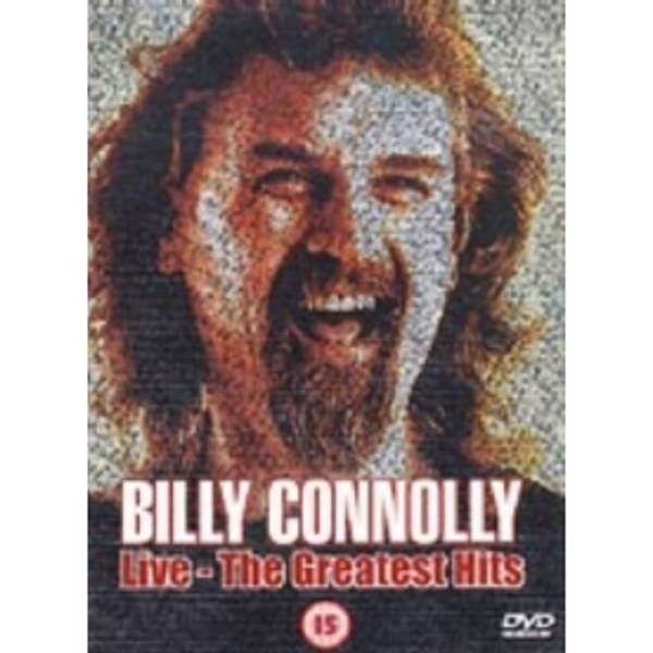 Billy Connolly - Live: Greatest Hits DVD