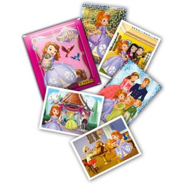Disney Princess Sofia Sticker Collection (50 Packs)