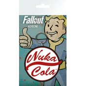 Fallout 4 Nuka Cola Key Ring