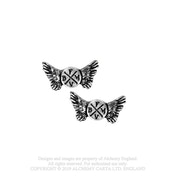 Bullet For My Valentine - Wings Stud Earrings