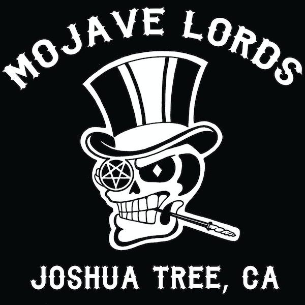 Mojave Lords - Unfuckwithable CD