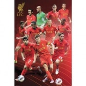 Liverpool Players 12/13 Maxi Poster