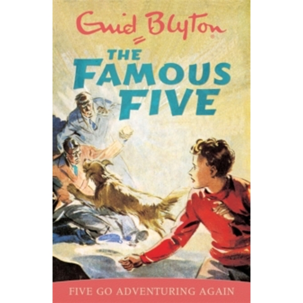 Five Go Adventuring Again: Book 2 by Enid Blyton (Paperback, 1997)