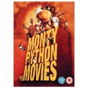 Monty Python The Movies DVD
