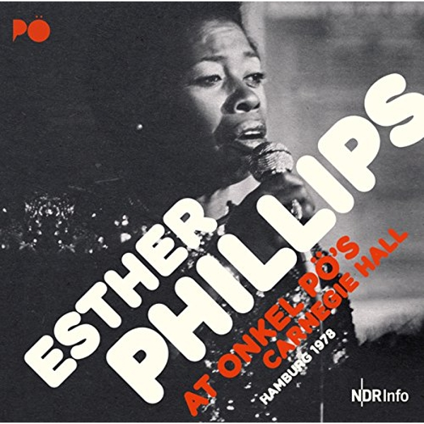 Esther Phillips - At Onkel Po's Carnegie Hall Hamburg 1978 Vinyl
