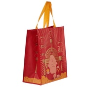 Lucky Buddha Design Durable Reusable Shopping Bag