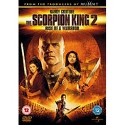 Scorpion King 2 Rise Of A Warrior DVD