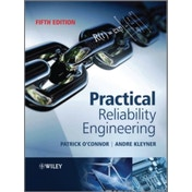 Practical Reliability Engineering 5E by Andre V. Kleyner, Patrick O'Connor (Paperback, 2012)