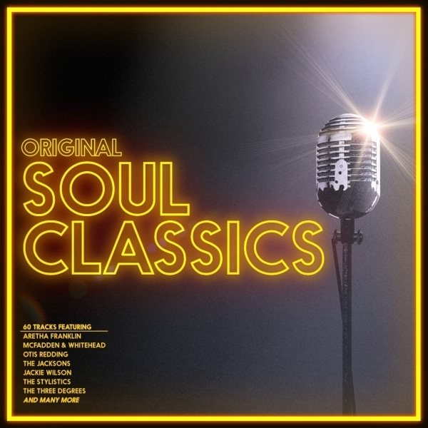 Original Soul Classics Box Set 3CD - Image 1