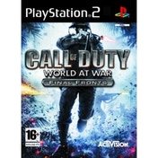 Ex-Display Call Of Duty 5 World At War Game (Platinum) PS2 Used - Like New