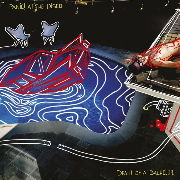 Panic! At The Disco - Death Of A Bachelor Vinyl