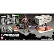 Tomb Raider Collector's Edition Game PS3