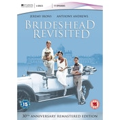 Brideshead Revisited The Complete Collection Digitally Remastered DVD