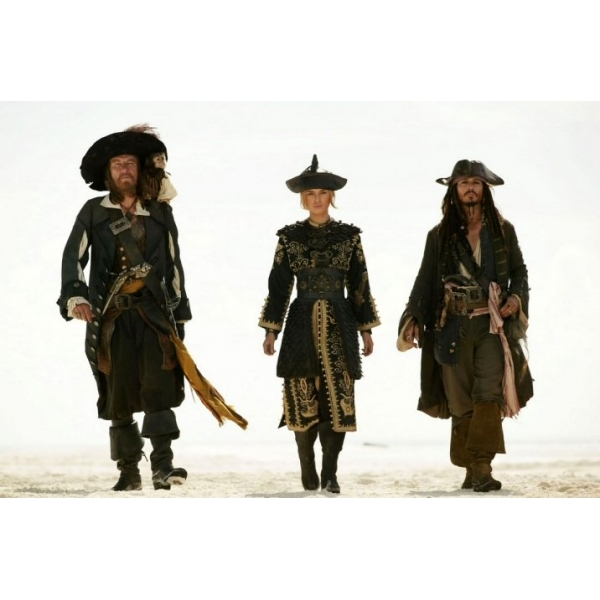 Pirates Of The Caribbean 3: At World's End Blu-ray - Image 2