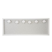 Sass & Belle Sweet Dreams Cloud Peg Display Board