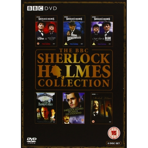 The BBC Sherlock Holmes Collection DVD