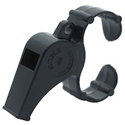 Acme Thunderer Black Plastic Finger Whistle