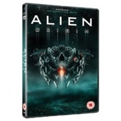 Alien Origin DVD
