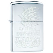 Zippo Harley-Davidson Elegant High Polish Windproof Lighter