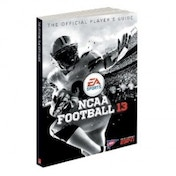 NCAA Football 13 Official Game Guide