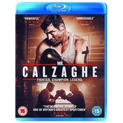 Mr Calzaghe Blu-ray