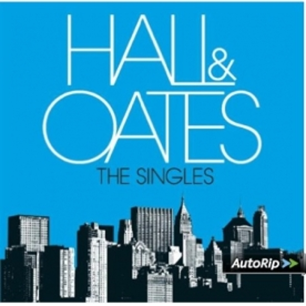 Hall And Oates - The Singles CD