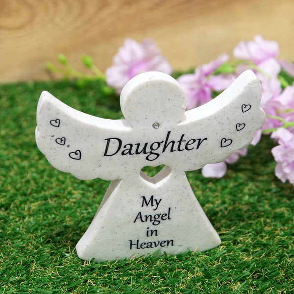Daughter Thoughts Of You Graveside Angel