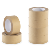 Eco-Friendly Kraft Paper Tape - Set of 6 | Pukkr