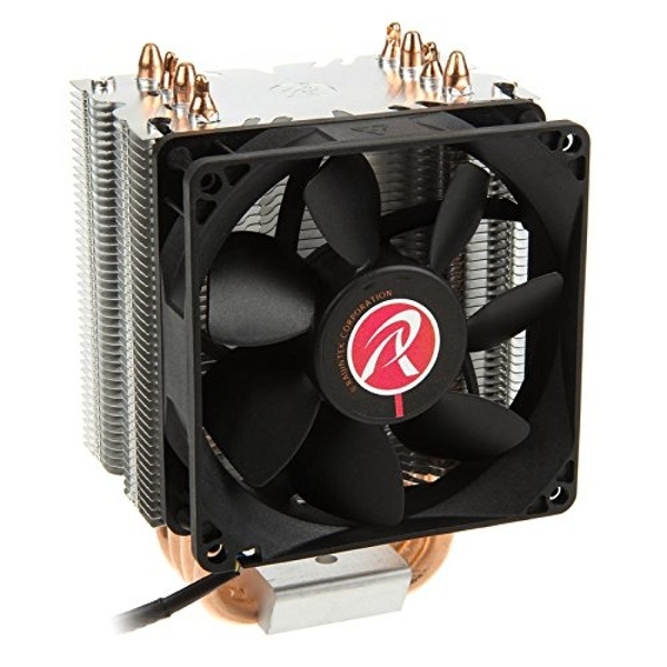 Raijintek Aidos Direct Contact CPU Cooler Black