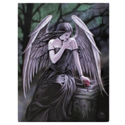 Small Lost Soul Canvas Picture By Anne Stokes
