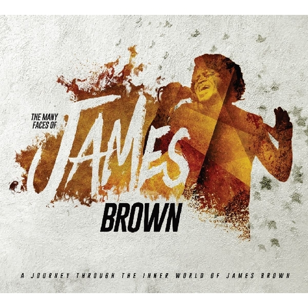 James Brown - The Many Faces Of James Brown CD