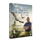 David Attenborough's Conquest of the Skies DVD