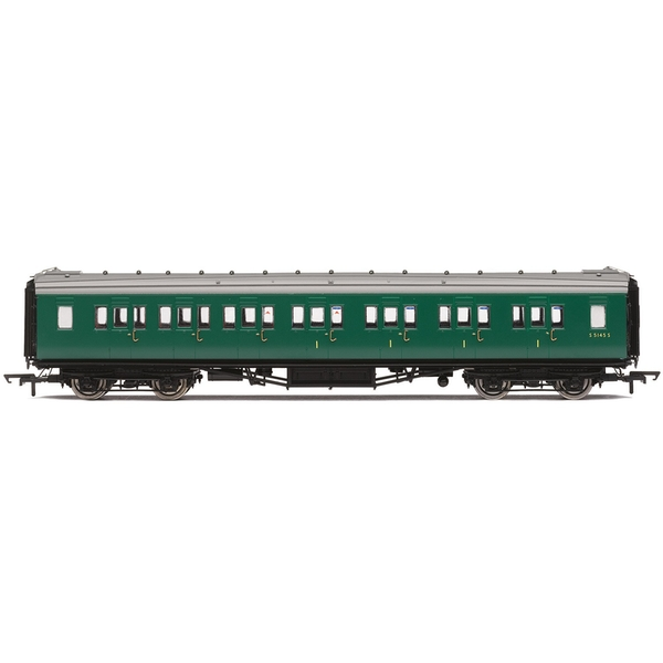 Hornby BR Maunsell Corridor Composite S5145S 'Set 399' Era 5 Model Train