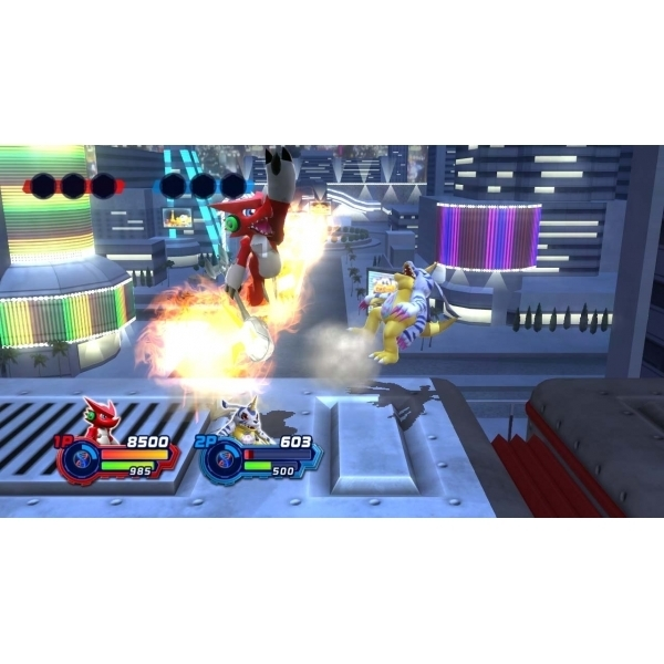 Digimon All Star Rumble Xbox 360 Game - Image 2