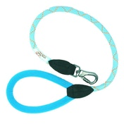 Long Paws Blue Comfort Collection Lead Padded Rope 110cm