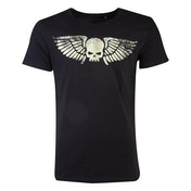 Warhammer 40K - Space Marines Logo Men's Small T-Shirt - Black