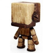 Little Big Planet Sackboy Sackbot 3