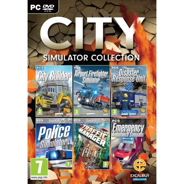 City Simulation Collection PC Game