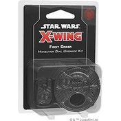 Star Wars X-Wing: First Order Maneuver Dial Board Game Upgrade Kit