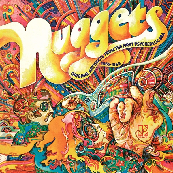 Various ‎– Nuggets: Original Artyfacts From The First Psychedelic Era 1965-1968 Vinyl