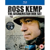 Ross Kemp - Afghanistan Collection Blu-ray
